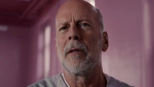 Bruce Willis Prepares for The Long Night