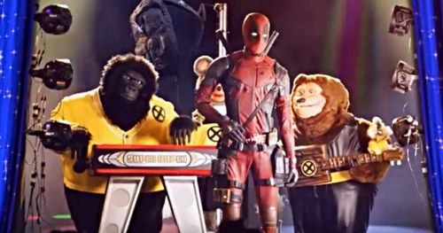 Deadpool 2 Super Duper Cut Trailer Parties with Rock-afire