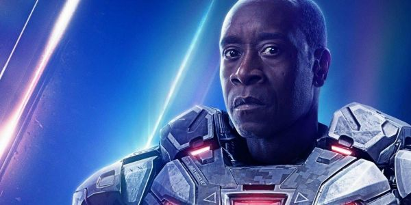 Avengers 4 Might Include War Machine's Devastating Proton Cannon