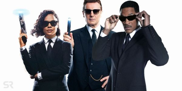 All The Teases Of Will Smith's Agent J In Men In Black: International