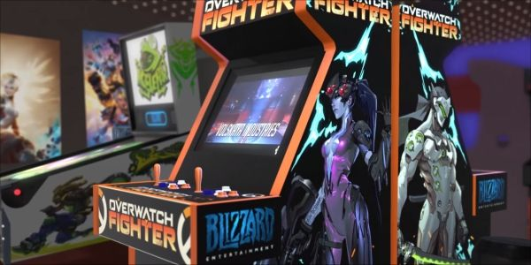 Someone Made Overwatch Into A Classic Fighting Game, And It's Awesome