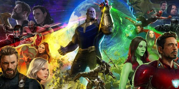 Kevin Feige Calls First Wave of MCU Films The Infinity Saga