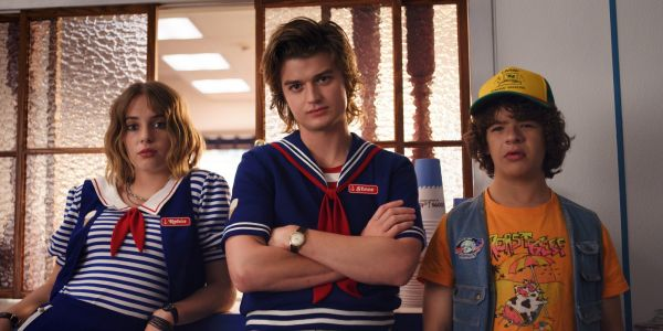 Stranger Things Season 3 Has Even More Of Dustin & Steve's Friendship