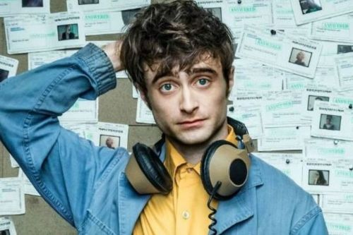 Daniel Radcliffe Proves He's A Budding Comedy Star In 'Miracle Workers'