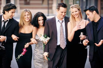 A Friends reunion special is officially coming to HBO Max in May
