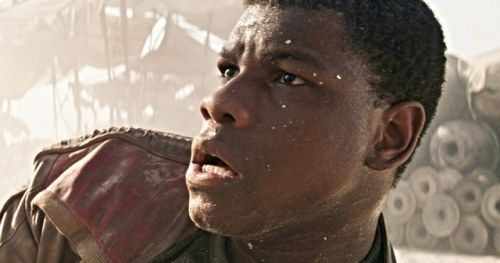 John Boyega Teases Shocking Star Wars 9 Scene with New Set