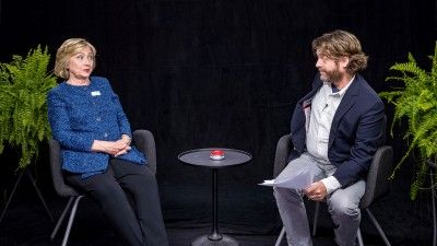 Zach Galifianakis is Reportedly Creating 'Between Two Ferns' Movie for Netflix