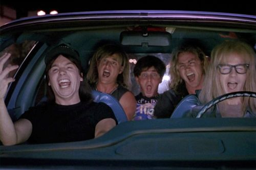 Without 'Wayne's World,' We Wouldn't Have 'Bohemian Rhapsody'