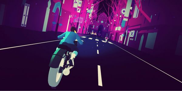 Sayonara: Wild Hearts Is One Of The Switch's Most Impressive New Games