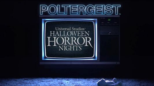 Poltergeist Will Be Haunting Universal Studios' Halloween Horror Nights