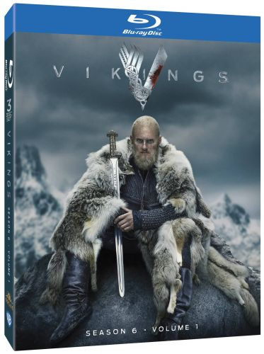 VIKINGS: SEASON 6 VOLUME 1 Pillaging Its Way To Blu-Ray And DVD On October 13th
