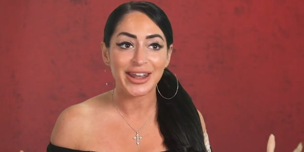 Jersey Shore's Angelina Explains Why She Wanted To Appear On Family Vacation