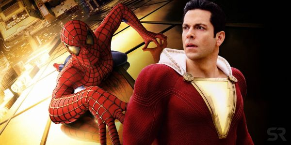 Sam Raimi's Spider-Man Had A Hilarious Shazam! Reference Back In 2002