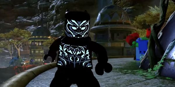 Black Panther DLC Now Available for LEGO Marvel Super Heroes 2