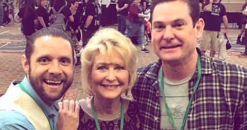 E.T. & Cujo Mom Dee Wallace Reunites with Her On-Screen