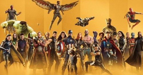 Official MCU Timeline Revealed by MarvelMarvel has mapped out