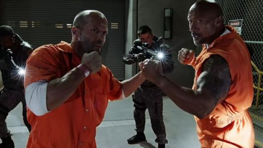 That FAST & FURIOUS Spin-Off Starring The Rock And Jason Statham Is Officially Happening