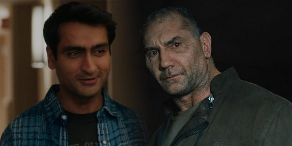 Kumail Nanjiani Joins Dave Bautista For Action/Comedy Stuber