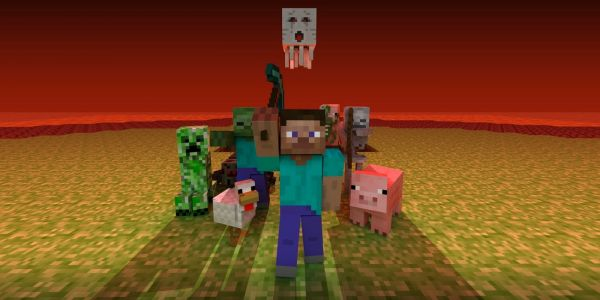 Minecraft Movie Continues Moving Forward, Gets March 2022 Release