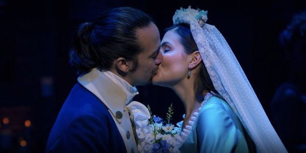 Lin-Manuel Miranda's Wife Has The Best Reaction When He Kisses Actresses In Hamilton