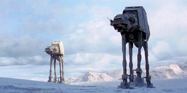 Let's Compare The Size Of Star Wars Characters & Objects