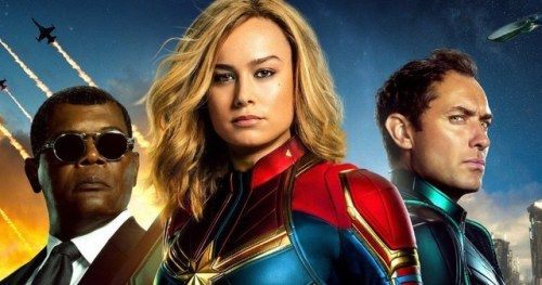 Trolls Bombard Rotten Tomatoes to Wage War on Captain MarvelMany