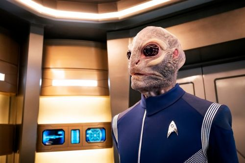 New Star Trek: Discovery Season Two Photos Revealed