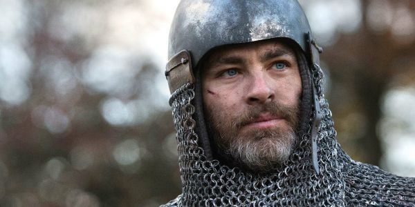 Chris Pine Is King Robert the Bruce In Netflix's Outlaw King Photo