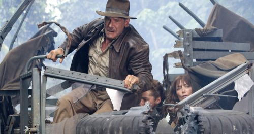 Indiana Jones 5 Shoots in Two Months According to Harrison