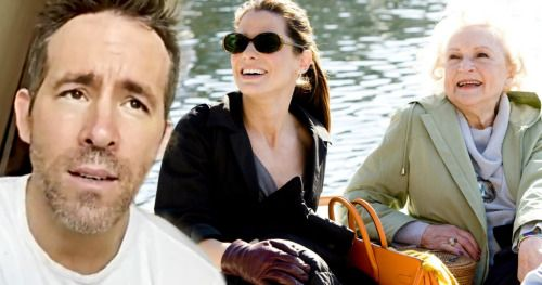 Betty White Celebrates 98th Birthday with a Ryan Reynolds and