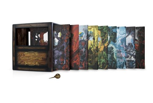 Game of Thrones: The Complete Collection Details Revealed!