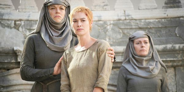 What Cersei's Naked Game Of Thrones Walk Looks Like Censored For TV
