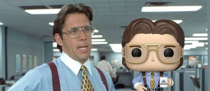 Cool Stuff: 'Office Space' Funko POPs Won't Give You a Case of the Mondays