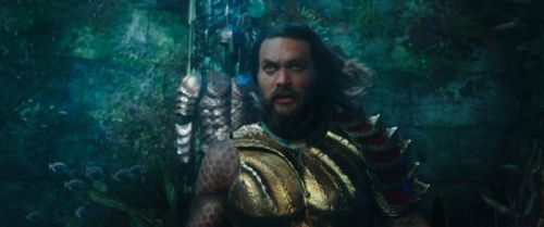 Most of 'Aquaman' Will Be Presented in Full Screen IMAX