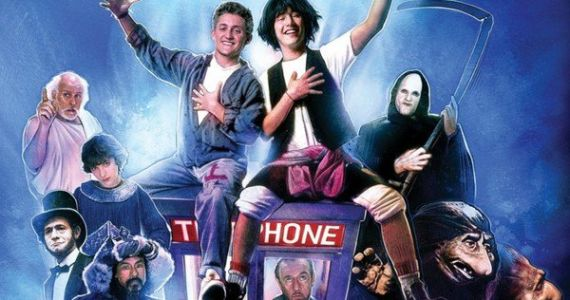 Bill and Ted 3 Is Closer Than Ever to Finally Happening
