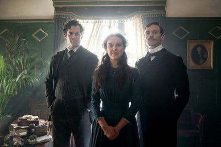 Enola Holmes review: Millie Bobby Brown, Henry Cavill find the fun in Sherlock's world