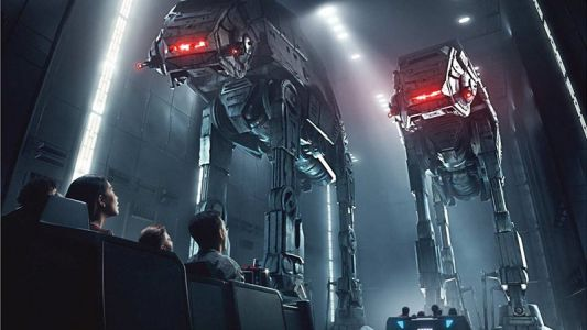 Star Wars: Rise Of The Resistance Opening In December At Walt Disney World