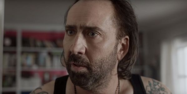 Between Worlds: Nicolas Cage Searches for Meaning & Spirits in First Trailer
