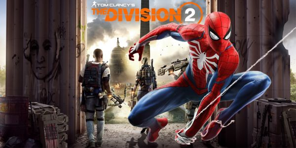 Division 2 Contains A Spider-Man PS4 Easter Egg