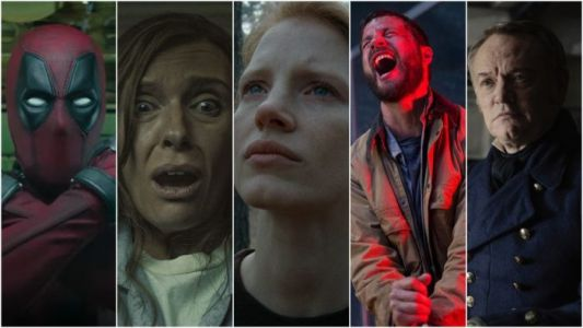 New Blu-ray Releases: 'Deadpool 2', 'Hereditary', 'The Tree of Life', 'Upgrade', 'The Terror'