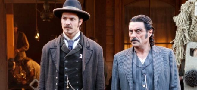 TV Bits: 'Good Omens', 'Oklahoma!', 'Deadwood', 'Brave New World', 'Utopia'