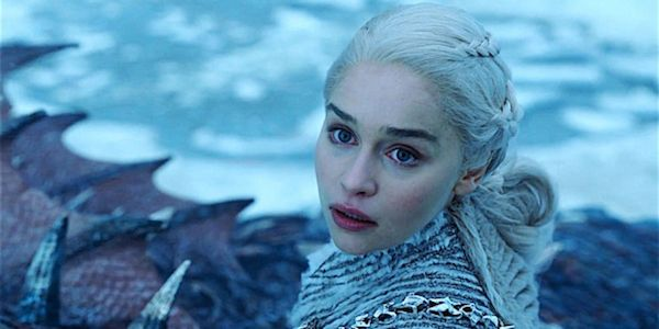 The Unsettling Reaction Emilia Clarke Had To Daenerys' Last Scene