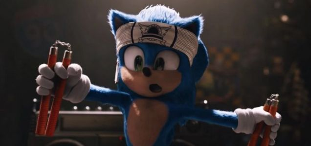 The Morning Watch: VFX Artists React to the New 'Sonic the Hedgehog', The Evolution of Movie Runtimes & More