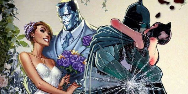 DC & Marvel Superheroes Both SUCK At Weddings