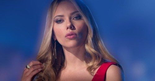 Scarlett Johansson to Play Massage Parlor Queen in Rub &