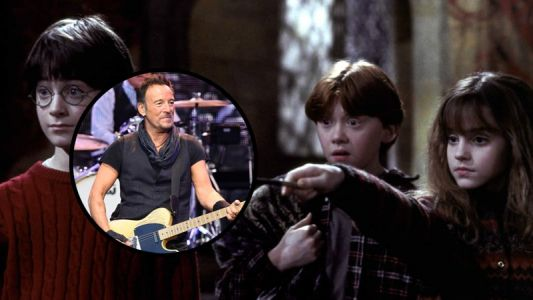 Bruce Springsteen's Unused Harry Potter Song Added to Blinded by the Light