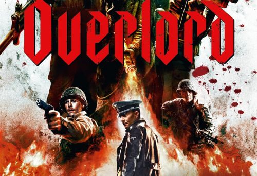 Exclusive: Overlord Blu-ray, 4K and DVD Packaging Revealed