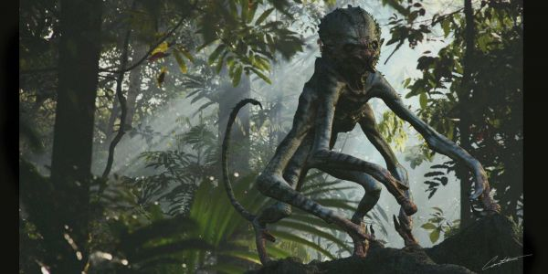 The Predator: New Video Reveals Artwork For Deleted Hybrid Creatures