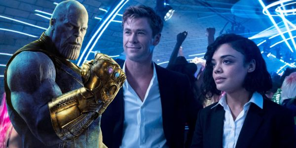 Men in Black Would Win In A Fight Against Thanos, Says Tessa Thompson