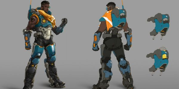Overwatch's New Hero, Baptiste, Is Live Now